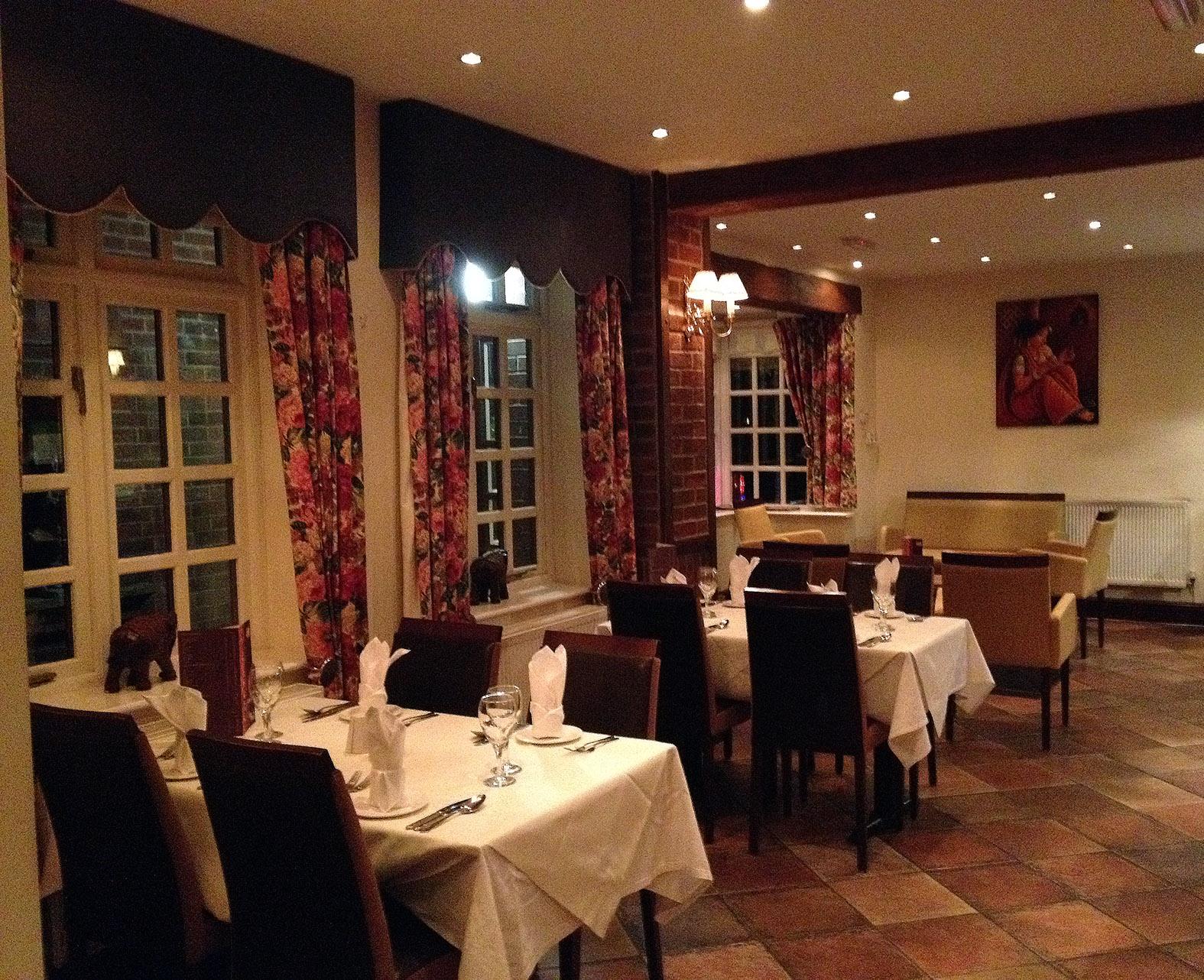 Indian Restaurant Lutterworth